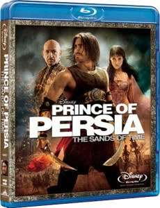 Prince of Persia-The sands of time BLU-RAY £3.99 at dvd source