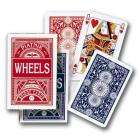 Wheels Playing cards (Filler Item) - £0.94 @ Amazon !