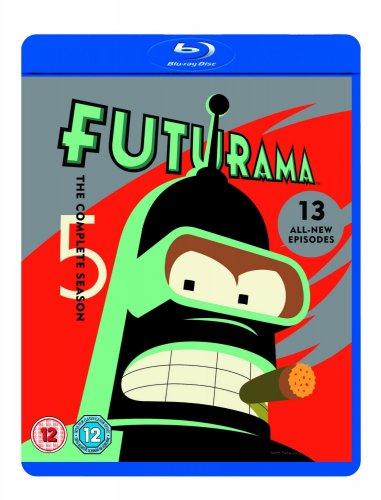 Futurama Season 5 (Blu Ray) £10.81 @ Amazon