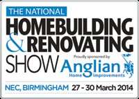 FREE Tickets for The National Home Building & Renovation Show NEC Birmingham 27-30 March 2014
