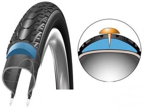 XXX>>EXPIRED<<XXX 43% off  Schwalbe Marathon Plus Tyre With Smart Guard 26 x 1.75 £19.99 @ Cycle Sports UK