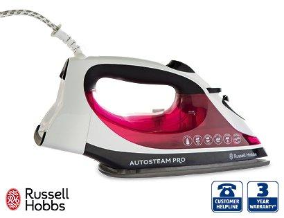 Russell Hobbs Auto Steam Pro Iron £14.99 @ Aldi (starts Sunday 23rd March)