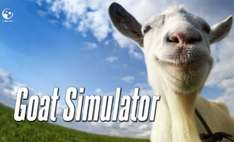 Goat Simulator - IS LIVE -- Buy the pro-order and you get a STEAM code to play NOW! £6