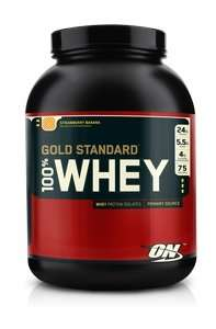 Optimum Nutrition Gold Standard Whey - buy 3 and get the cheapest item free making each item £30.67 each @ Nutri Centre