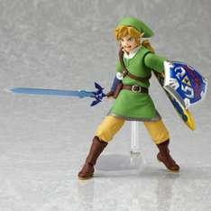 Gaming Memorabilia (Clothes, Figures, Toys, Accessories, Duvet Sets) e.g. Zelda Skyward Sword Figure - £40.49 & 10% off with code @ Gamerabilia