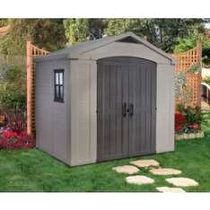 Keter Plastic Apex Shed 8 x 6ft - Argos - £449.99