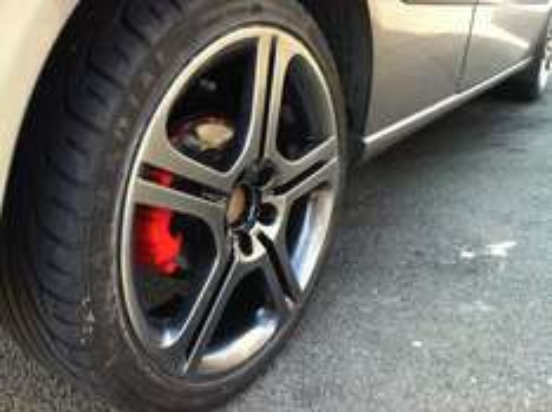 Alloy wheel refurb for £20 @ Citypowdercoating