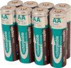 Rechargeable NiMH Batteries 12 pack AA or AAA for £9.99 at Maplin