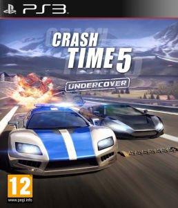 Crash Time 5 Undercover - PS3 / XBOX 360 @ Zavvi - £9.98