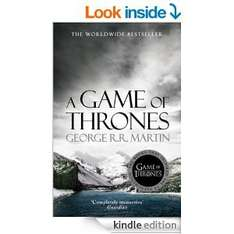 A Game of Thrones (A Song of Ice and Fire, Book 1) [Kindle Edition] £2.99 @ Amazon