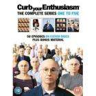 Curb Your Enthusiasm - Complete Seasons 1-5 (11 discs) £45.97 delivered