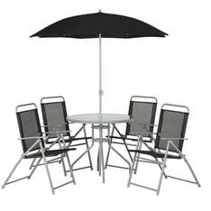 Wilko Fsc Wooden Patio Set 6 Seater 85 Plus Delivery With