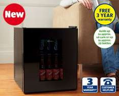 Aldi Beer Fridge, available from June 1st - £79.99