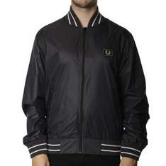 Fred Perry Bomber Jacket from TheMensWearSite £44 with discount code including delivery!