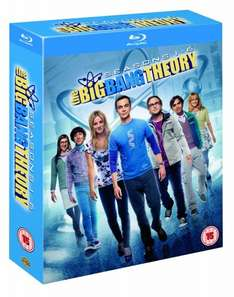 The Big Bang Theory: Season 1 - 6 Box Set (Blu-Ray) £24.99 @ theentertainmentstore eBay