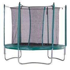 8ft Trampoline - ( 57% off) With Enclosure £77.99 + £19.99 delivery @ worldstores (£97.98)