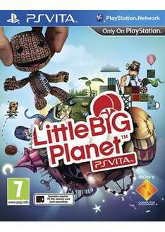 Little Big Planet (PS Vita) £9.99 @ Base.com