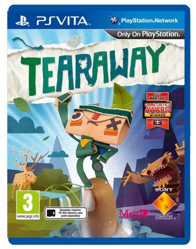 Tearaway (PS Vita) £12.99 @ Amazon