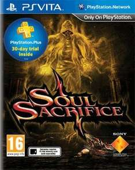 (PS Vita) Soul Sacrifice - £12.99 - Game/Amazon