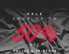 Urban Outfitters Sale! Up to 50% off