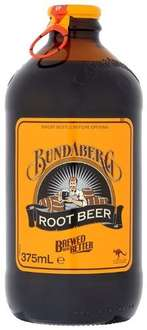 Bundaberg Root Beer 375 ml (Pack of 12) - £8.97 (Free Del for Prime Members) @ Amazon