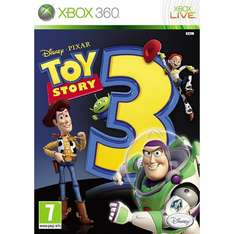 Toy Story 3: The Video Game - Xbox 360 £6 @ Asda Direct