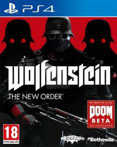 (PS4) Wolfenstein: The New Order - £29.95 - eBay/TheGameCollection