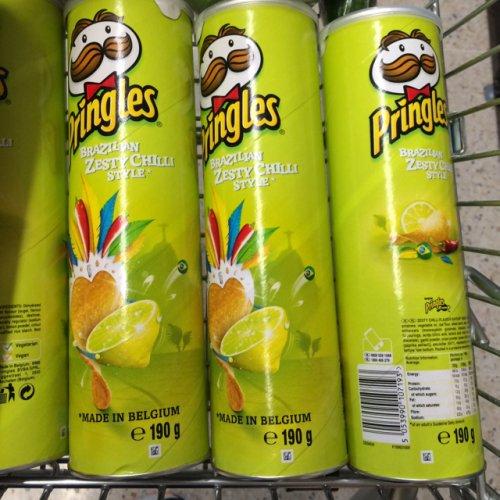 Pringles 3 for £3.00 at Asda