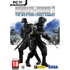 Pre-order Company of Heroes 2: The Western Front Armies - £9.49 @ CDKeys.com