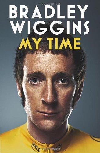 Bradley Wiggins - My Time (Hardback Book) £1.00 @ The Works instore