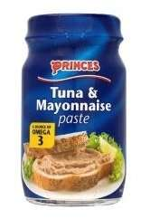 Princes Sandwich Paste 75g (All Varieties Half Price) - 34p @ Tesco (National Deal)