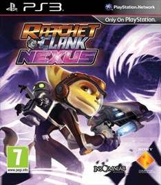 (PS3) Ratchet & Clank Nexus (Includes Quest For Booty Game) - £12.99 - Game