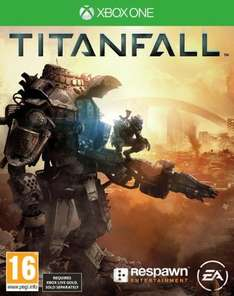 Titanfall (Xbox One) New £20.00 @ Grainger Games