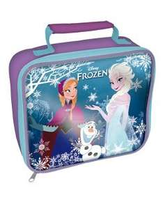 DISNEY FROZEN LUNCH BOX £8 CLICK & COLLECT AT Asda Direct
