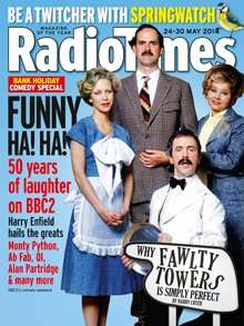 12 issues of Radio Times for £1.00 @ buysubscriptions.com