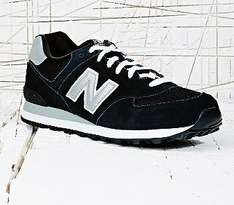 New Balance 574 in Black £43.99 Delivered at Urban Outfitters