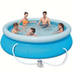 Half price swimming pool inc filter from £29.99 at Toys R US FREE DELIVERY