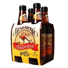 Bundaberg Light Ginger Beer 4 x 340ML - £1.49 @ B&M instore