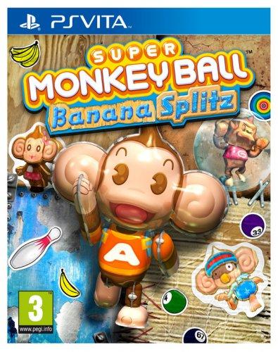 Super Monkey Ball: Banana Splitz, PS Vita, Used £7 @ CEX