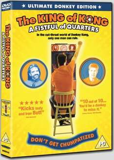 The King of Kong : A Fistful of quarters DVD £2.58 used very good at play/zoverstocks