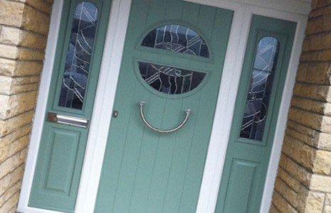 Composite Front Doors from £358.80 @ Roofline