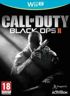 Call of Duty: Black Ops II for Nintendo Wii U (preowned)- £4.99 delivered @ GAME