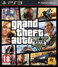 Grand Theft Auto V (PS3/360) (Preowned) £15 Delivered @ GAME