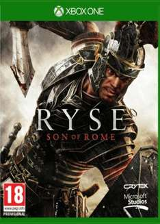 Ryse: Son of Rome (Xbox One) (Preowned) £20 Delivered @ GAME