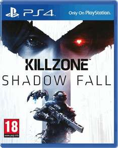Killzone Shadow Fall (PS4) (Preowned) £12 Delivered @ GAME