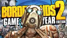 Borderlands 2 GOTY (Steam) £5.87 @ MGS