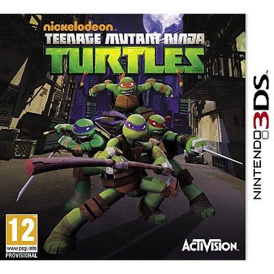 Teenage Mutant Ninja Turtles 3DS @ ASDA - £6.25