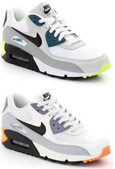 2 pairs of NIKE Air Max 90 Essential Trainers £149 delivered @ La Redoute