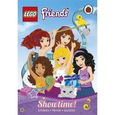 Lego friends book 10 for £10 @ theworks