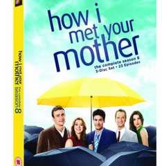 How I met your mother season 8 on DVD for only £9.99 @ HMV